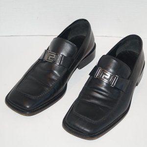 Versace V2 Shoes Size 42 Dress Loafers size 9